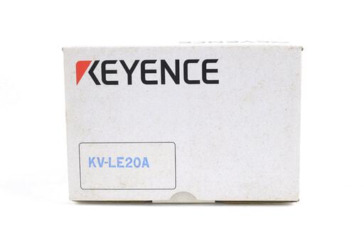 キーエンス イーサネットユニット KV-LE20A