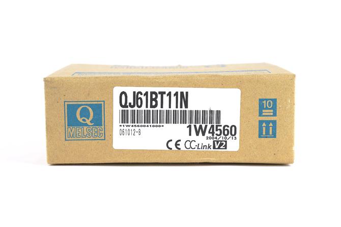 三菱 CC-Linkシステムマスタ・ローカルユニット QJ61BT11N (04年10月製)