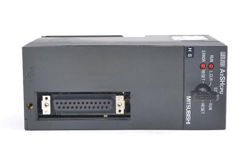 三菱 CPUユニット A2SHCPU (11年2月製・HS)