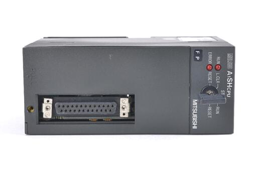 三菱 CPUユニット A1SHCPU (00年7月製・FP)