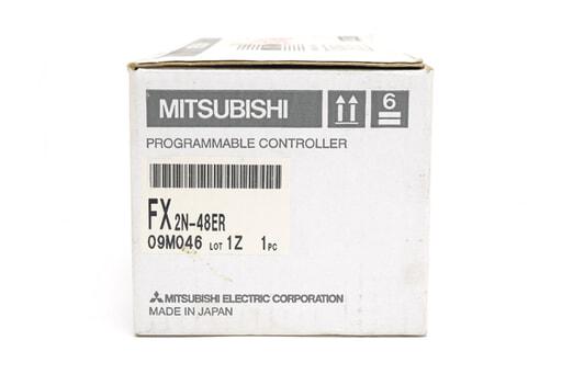 三菱 入出力増設ユニット FX2N-48ER (01年12月製)