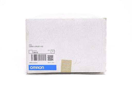 オムロン CPUユニット CVM1-CPU01-V2 (03年4月製)