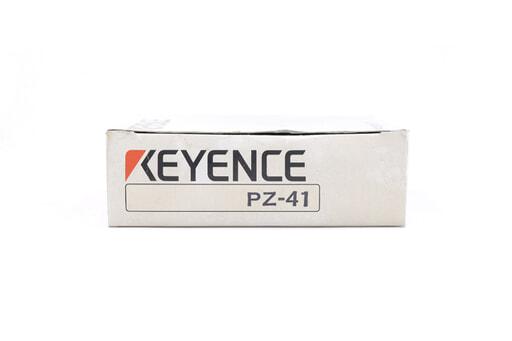 キーエンス アンプ内蔵型光電センサ PZ-41