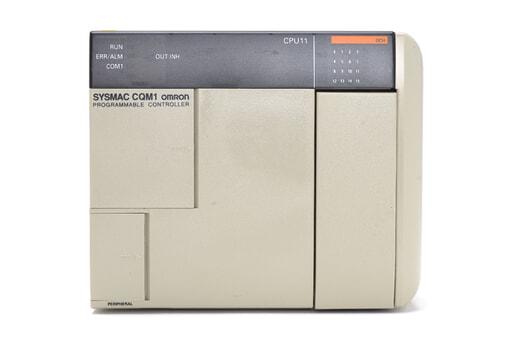 オムロン CPUユニット CQM1-CPU11 (98年4月製)