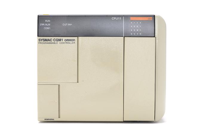 オムロン CPUユニット CQM1-CPU11 (96年3月製)