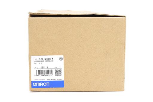 オムロン CPUユニット CP1E-N60DR-A (05年1月製)