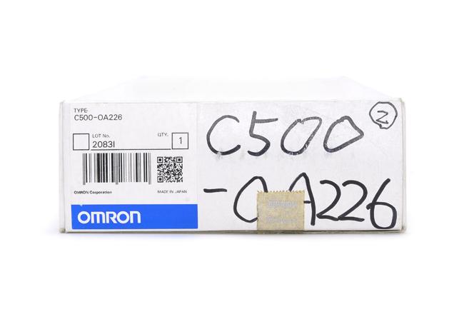 オムロン 出力ユニット C500-OA226 (03年8月製)