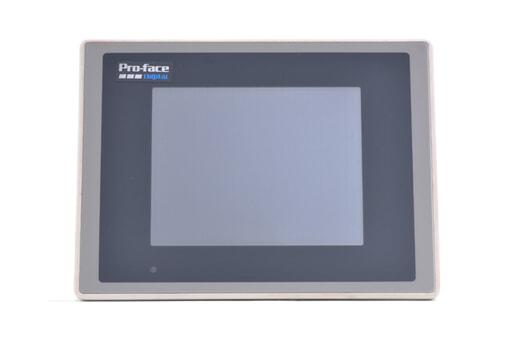デジタル 表示器 GP270-LG21-24VP (01年1月製・バックライト消耗)