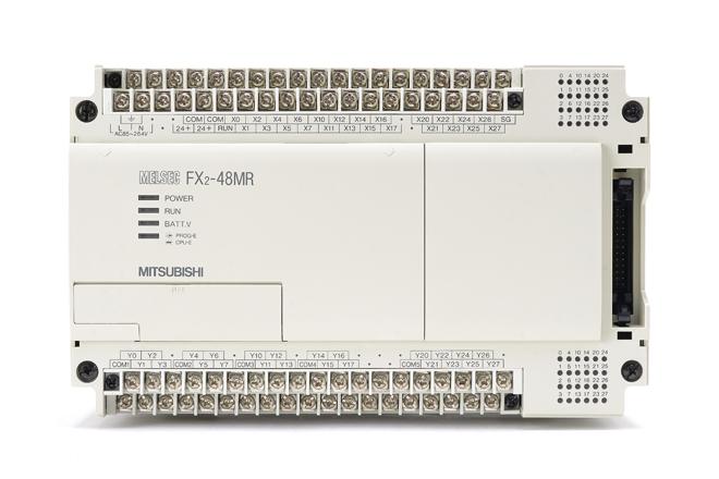 三菱 シーケンサ FX2-48MR (95年1月製)
