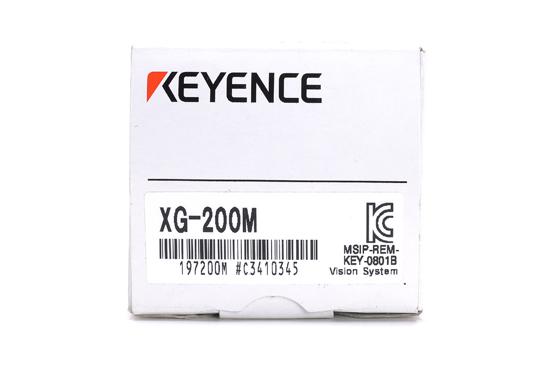 キーエンス カメラ XG-200M