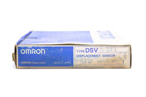オムロン 変位センサ D5VA-3F1