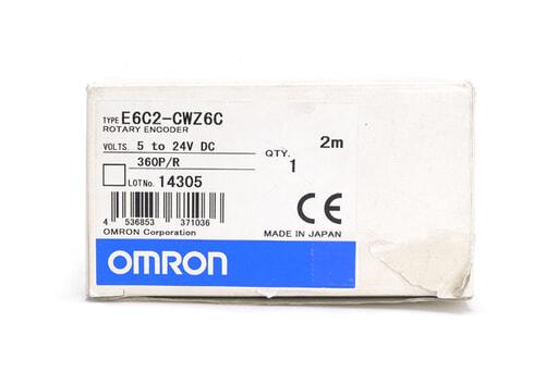 オムロン ロータリーエンコーダ E6C2-CWZ6C 360P/R (2m)