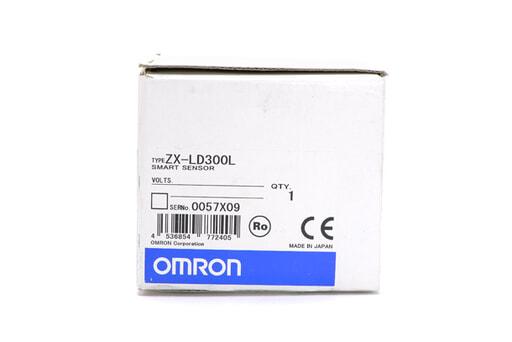 オムロン 変位センサ ZX-LD300L