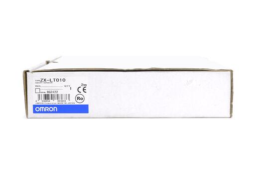 オムロン 変位センサ ZX-LT010