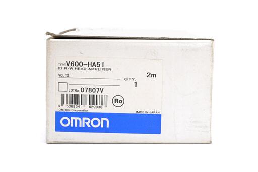 オムロン RFIDシステム アンプ V600-HA51 (2m)
