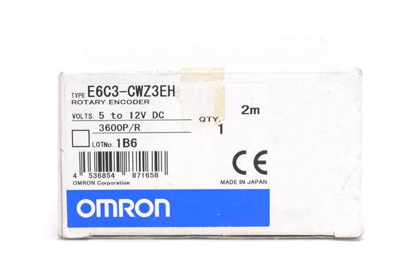 オムロン ロータリーエンコーダ E6C3-CWZ3EH 3600P/R (2m)