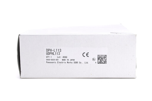 Panasonic 圧力センサ(気体・液体用) DPH-L113
