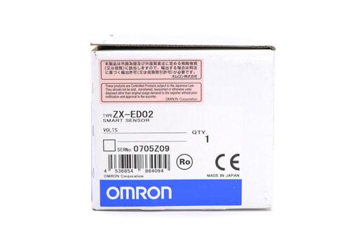 オムロン 変位センサ ZX-ED02