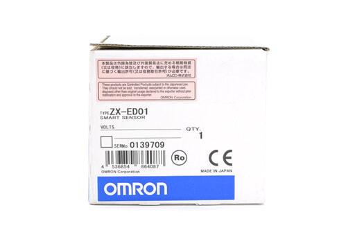 オムロン 変位センサ ZX-ED01
