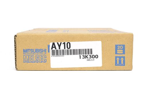 三菱 出力ユニット AY10 (05年2月製)
