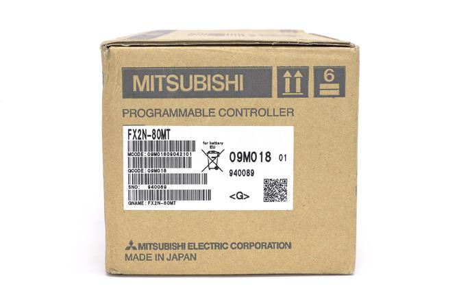 三菱 シーケンサ FX2N-80MT (09年4月製)