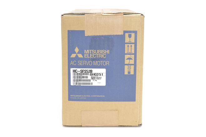 三菱 ブレーキ付きACサーボモータ HC-SFS52B