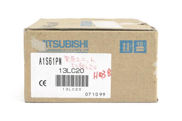 三菱 電源ユニット A1S61PN (99年10月製)