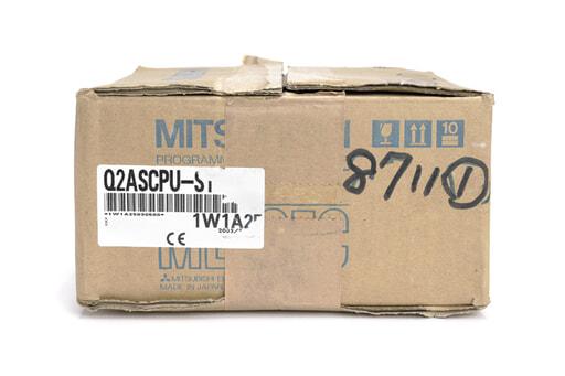 三菱 CPUユニット Q2ASCPU-S1 (03年5月製)
