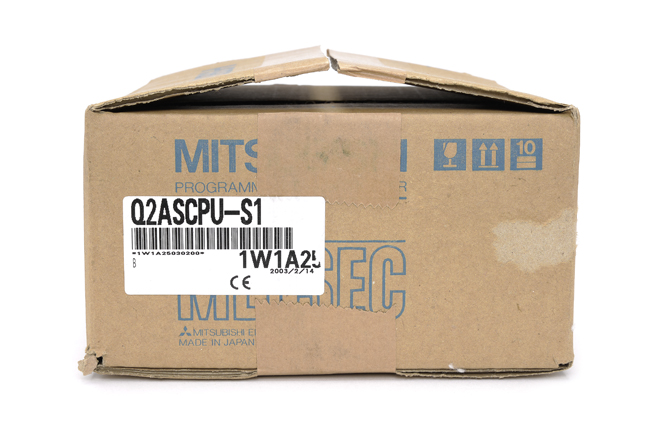 三菱 CPUユニット Q2ASCPU-S1 (03年2月製)