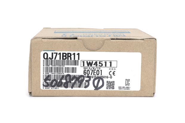 三菱 MELSECNET/Hネットワークユニット QJ71BR11 (13年6月製)