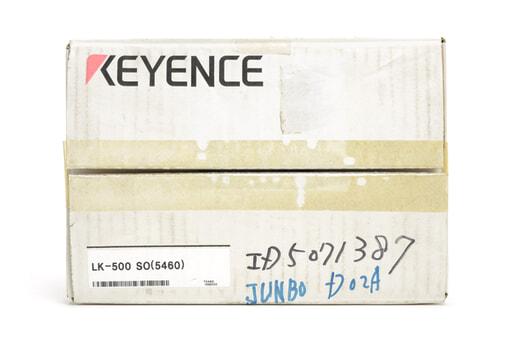 キーエンス レーザセンサ LK-500