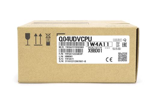 三菱 CPUユニット Q04UDVCPU (19年10月製)