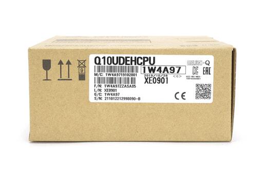 三菱 CPUユニット Q10UDEHCPU (19年10月製)