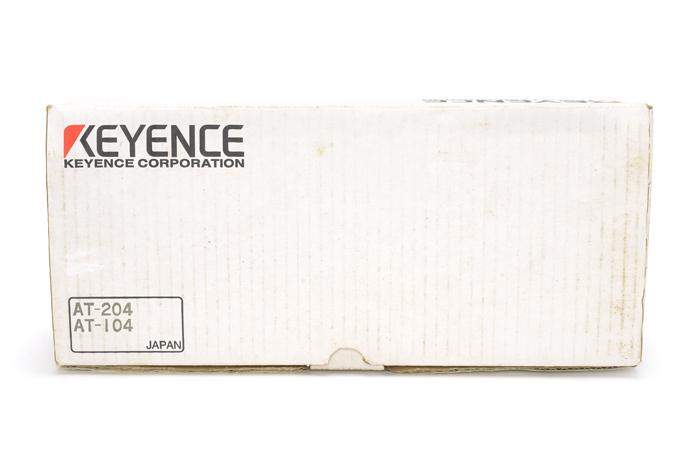 キーエンス 変位センサ AT-204/AT-104