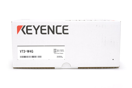 キーエンス タッチパネル VT3-W4G