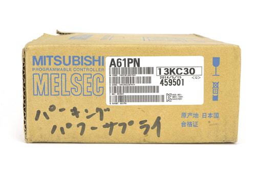 三菱 電源ユニット A61PN (14年4月製)