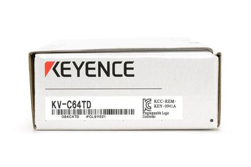 キーエンス 64点出力ユニット KV-C64TD