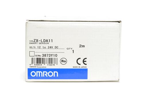 オムロン 変位センサ ZX-LDA11