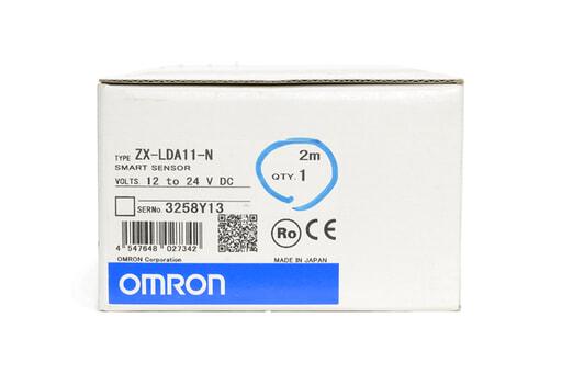 オムロン 変位センサ ZX-LDA11-N