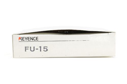 キーエンス ファイバユニット(回帰反射型) FU-15