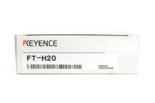 キーエンス デジタル放射温度センサヘッド(中低温タイプ) FT-H20 (13年1月製)