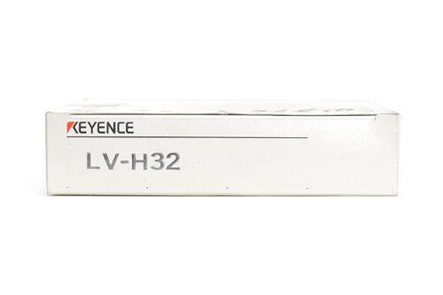 キーエンス デジタルレーザセンサヘッド(反射型・スポットタイプ) LV-H32 (08年10月製)