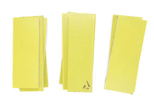 いろいろなアルミ板(A2017) 板厚12mm(約62×158mm以下) 約3kg入り