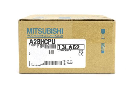 三菱 CPUユニット A2SHCPU (14年9月製)