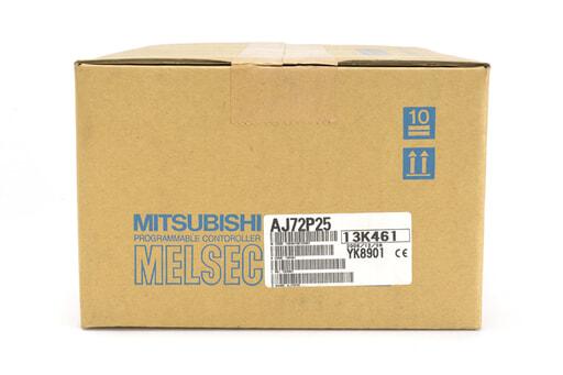 三菱 MELSECNETデータリンクユニット AJ72P25 (06年12月製)