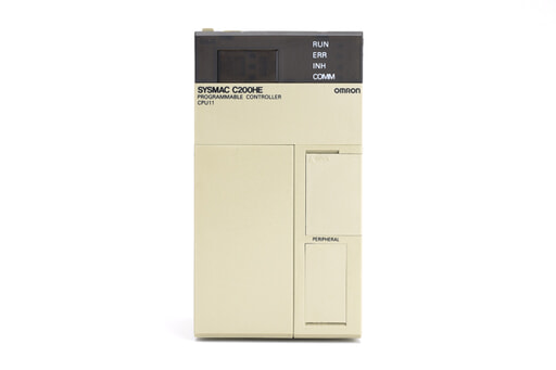 オムロン CPUユニット C200HE-CPU11 (96年5月製)