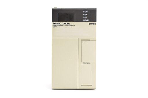 オムロン CPUユニット C200HE-CPU11 (97年1月製)