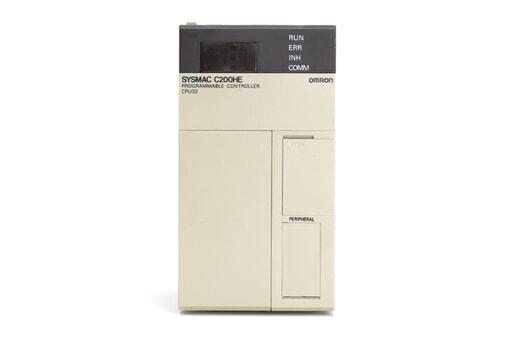 オムロン CPUユニット C200HE-CPU32 (00年4月製)