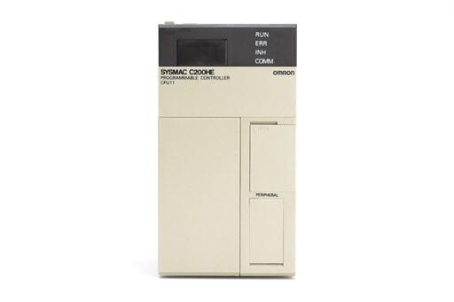 オムロン CPUユニット C200HE-CPU11 (97年2月製)