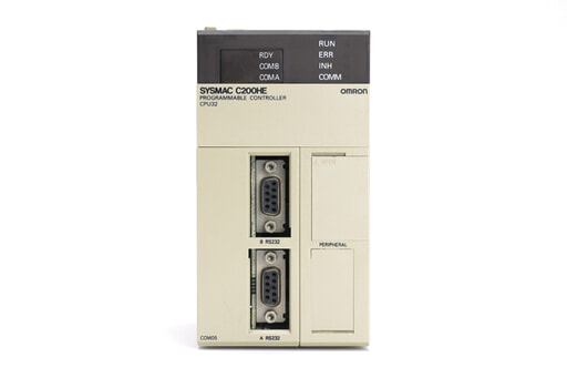 オムロン CPUユニット C200HE-CPU32 (97年1月製)